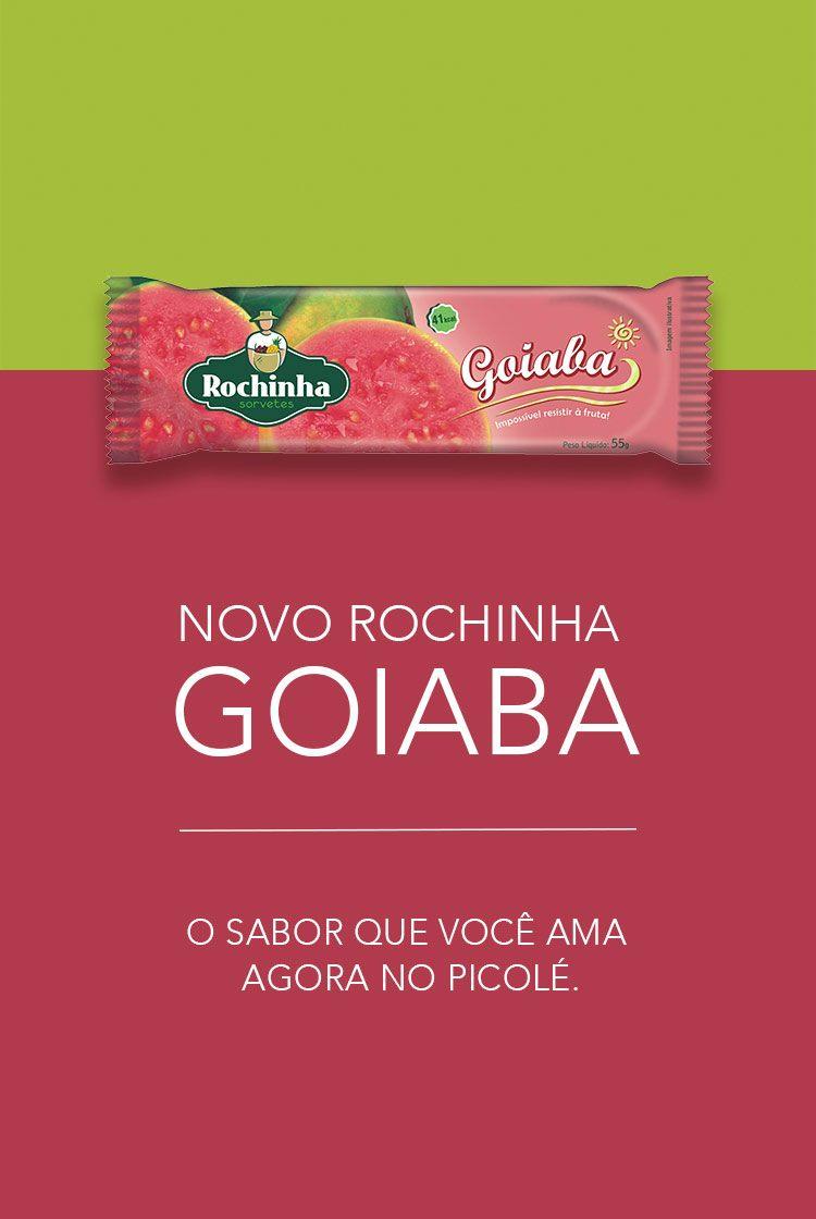 Picolé de Goiaba