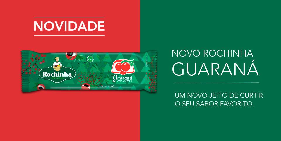 Picolé de Guaraná