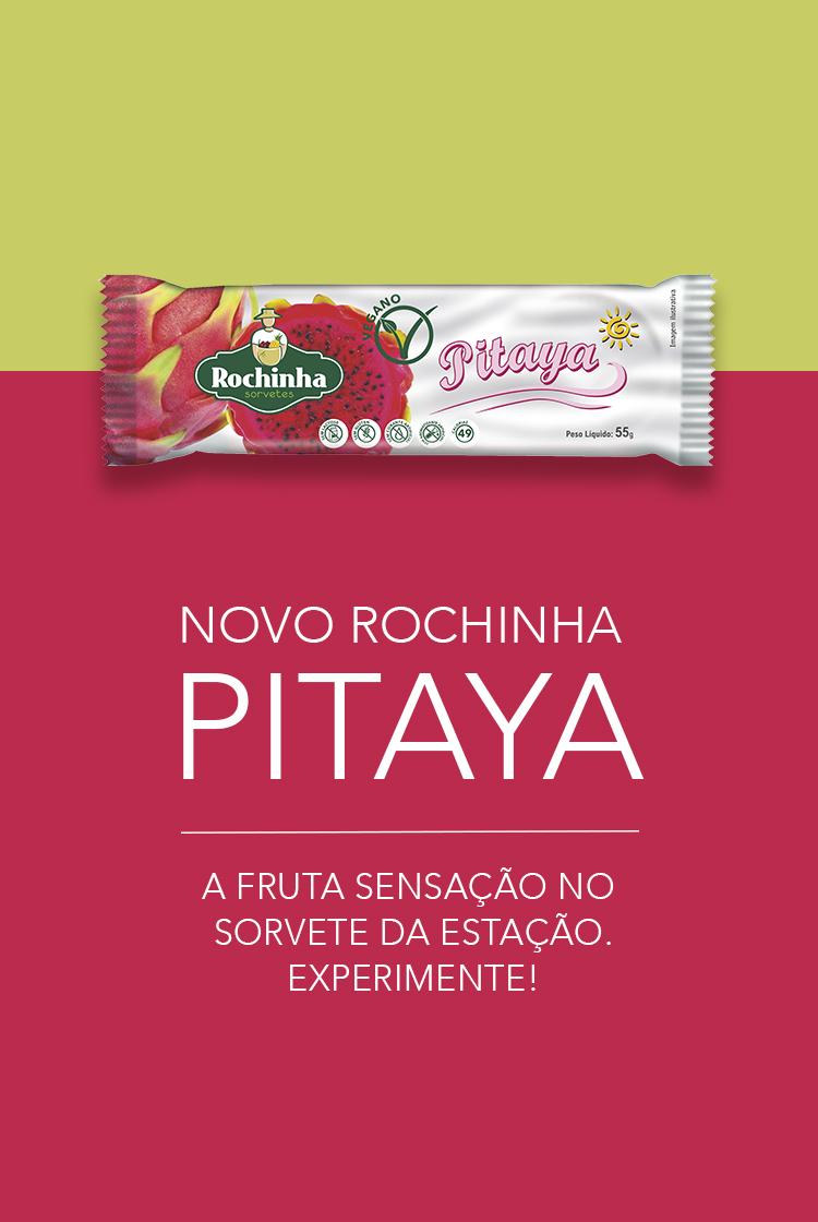 Picolé de Pitaya