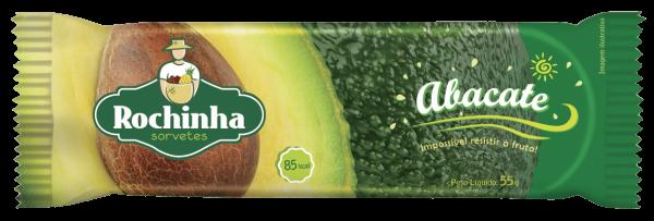 Picolé de abacate - Rochinha