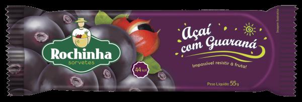 Picolé de Uva - Rochinha