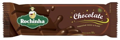 Picolé de Chocolate - Rochinha