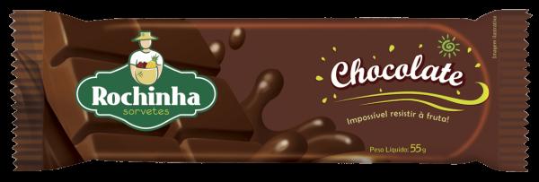 Picolé de Chocolate - Rochinha
