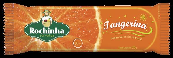 Picolé de Tangerina - Rochinha