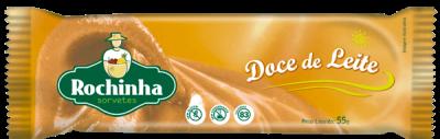 Picolé de Doce de Leite - Sorvetes Rochinha
