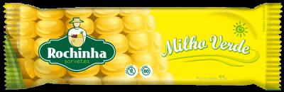 Picolé de milho verde - Sorvetes Rochinha
