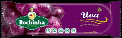 Picolé de Uva - Sorvetes Rochinha