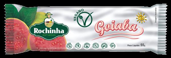 Picolé de Goiaba - Sorvetes Rochinha