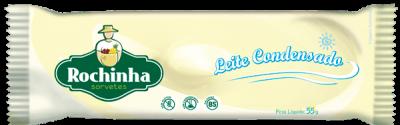 Picolé de Leite Condensado - Sorvetes Rochinha