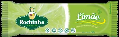 Picolé de Limão - Sorvetes Rochinha