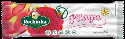 Picolé de Pitaya - Sorvetes Rochinha